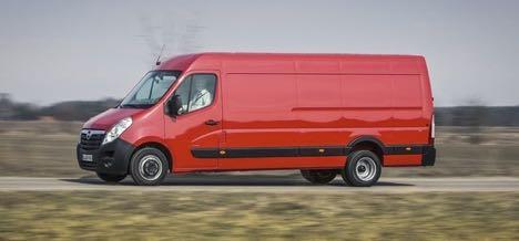 Pakkeløsninger for varebiler bliver sat i fokus på transportmesse