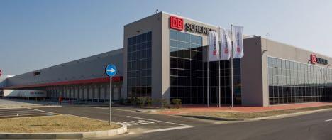 International transportkoncern åbner nyt center i Italien