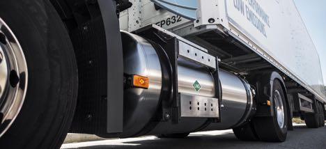 Volvo Trucks kører ud med tunge gas-lastbiler