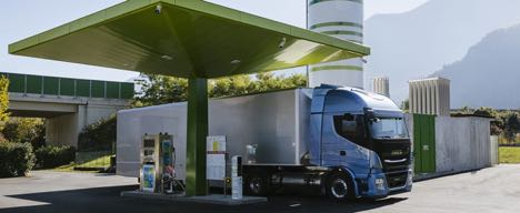 Gassen løfter brændstoføkonomien