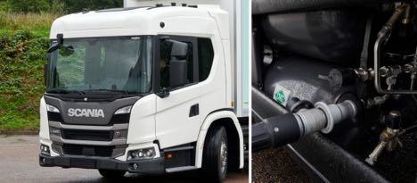 Gas-lastbil vinder italiensk pris for bæredygtighed