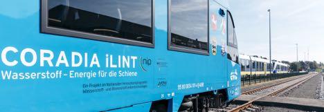 Tysk-bygget el-tog kører på skinner uden luftledninger