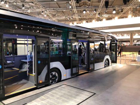 Lastbil- og busproducenter har fokus på en bæredygtig fremtid