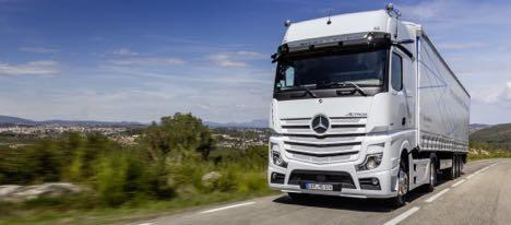 Mercedes-Benz kører hjem til Stuttgart med trofæet