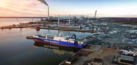 Esbjerg Havn fik et godt jubilæumsår