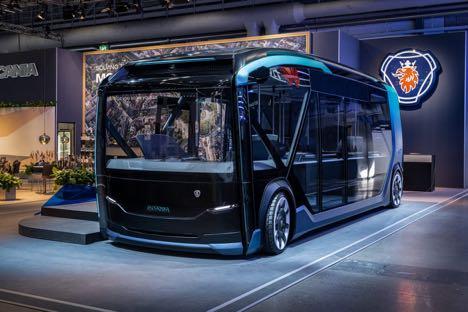 Nyt koncept skal løfte bytransport op til fremtidens nievau