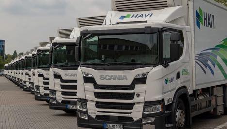 Distributør skifter til gas i Tyskland