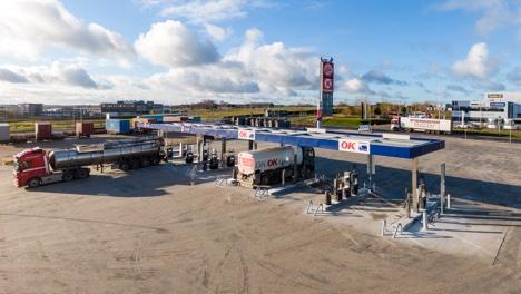 Energi-konkurrenter er gået sammen om nyt diesel-anlæg i Køge