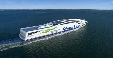Færgerederi sejler mere bæredygtigt