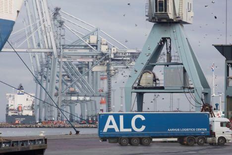 Logistikcenter sætter fokus på kerneydelser