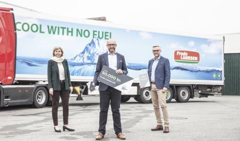 Vitten-virksomhed vinder transportpris
