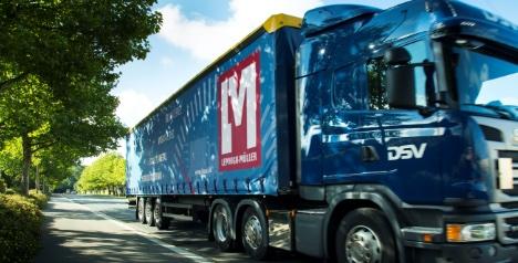 Transportvirksomhed kører på biodiesel for stål- og teknikgrossist