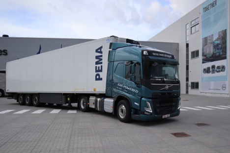 Gas-bilen rækker 1.000 km - elbilen 120 km