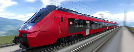 Fransk togproducent skal levere nye el-tog til danmark