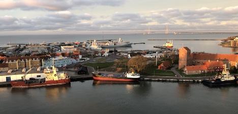 Havn på Vestsjælland etablerer landstrøm til skibe