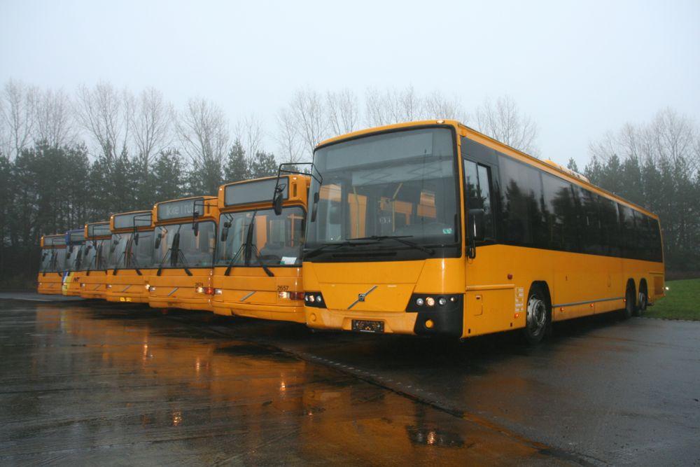 herning københavn bus